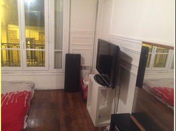 Recherche Colocataire Paris 12
