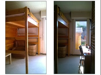 Appartager FR - chambre dans une maison, proprietaire anglophone - Quincy-sous-Sénart, Paris - Ile De France - 390 € /Mois