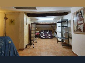 Grand studio 30 m2 privatif
