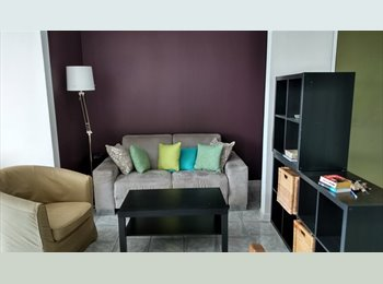 Grand appartement 110m2, meublée, ideal colocation