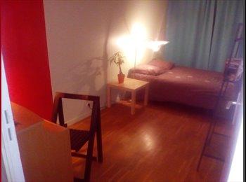 Chambre chez habitant-pied à terre  Paris 13