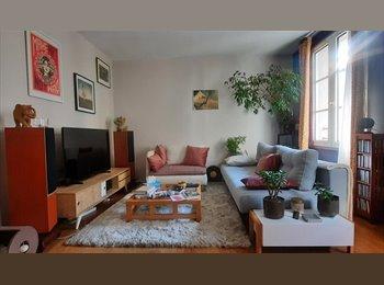 Appartager FR - Chambre dans appartement tout confort, 3ème Arrondissement - 600 € /Mois