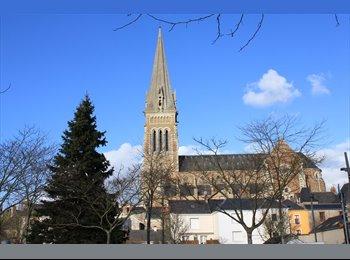 Appartager FR - location une chambre à Coueron - Couëron, Nantes - 300 € /Mois