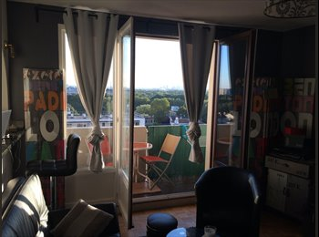 Appartager FR - colocation partagée, Epinay-sur-Seine - 300 € /Mois