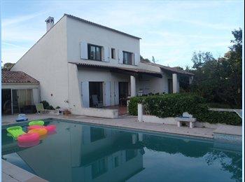 villa sympa sur Biot