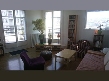 Appartager FR - Colocation Paris 17e - 17ème Arrondissement, Paris - Ile De France - 550 € /Mois