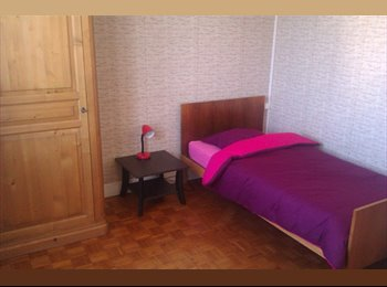 Appartager FR - CHAMBRES A BELLE BEILLE JANVIER 2016 - Angers, Angers - 260 € /Mois