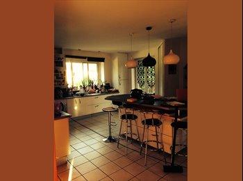 Appartager FR - Chambre dans maison - Villefranche-sur-Saône, Lyon - 450 € /Mois