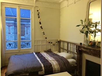 Appartager FR - Appart sympa avec 2 chambres libres - 16ème Arrondissement, Paris - Ile De France - 640 € /Mois