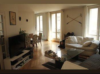 Appartager FR - Colocation Trocadero 110M2 - 16ème Arrondissement, Paris - Ile De France - 850 € /Mois