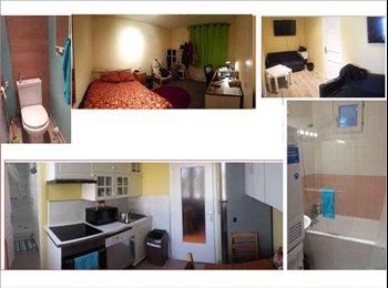 Appartager FR - Chambres  meuble's disponible sur campus, La Tronche - 395 € /Mois