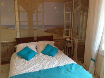 Appartager FR - cherche colocataire, 3 chambres disponibles, Carcassonne - 500 € /Mois