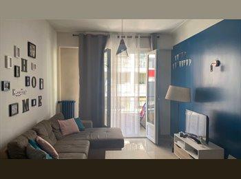 Appartager FR - Magnifique colocations 500m de la mer et du centre - Cœur de Ville, Nice - 550 € /Mois