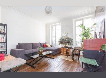 1 chambre à louer dans un appartement 2 pièces