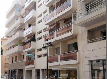 Appartager FR - Chambre disponible dans immeuble bien situé, Cannes - 600 € /Mois