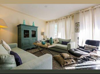 Chambre double meublée en centre ville, cours Mirabeau à...