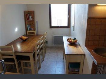 Appartager FR - Idéal jeune couple-2colocataires,ProxANTIGONE-TRAM, Montpellier - 300 € /Mois