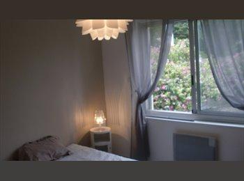 Appartager FR - chambre MEUBLEE  colocation CAEN centre, Caen - 345 € /Mois
