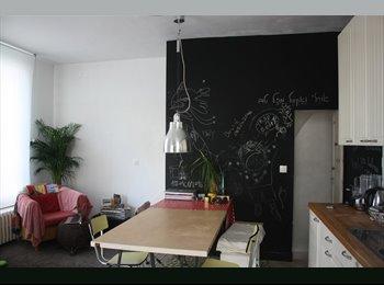 Location chambres  15m²  meublé