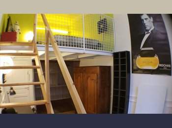 Montmartre - Chambre chez l'habitant