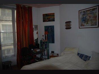 Appartager FR - 1 chambre MEUBLEE 20m2/400 euros/chez l'habitant - 4ème Arrondissement, Paris - Ile De France - 400 € /Mois