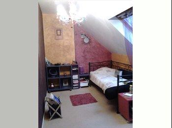 Appartager FR - loue chambre avec sdb et wc indépendant - Boussy-Saint-Antoine, Paris - Ile De France - 450 € /Mois