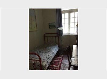 Petite chambre meublée, centre de Lyon, libre 17/1/2017