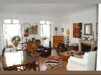 Appartager FR - CHAMPS ELYEES 3BEDROOMS TO RENT FOR JULY & AUGUST - 8ème Arrondissement, Paris - Ile De France - 950 € /Mois