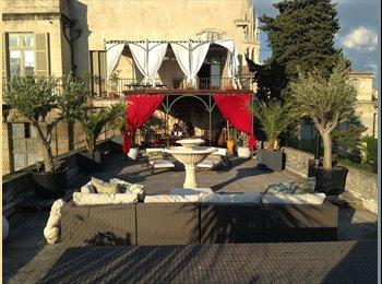 Appartager FR - Loue chambres  dans hôtel particulier  - Montpellier-centre, Montpellier - 400 € /Mois