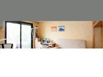 Appartager FR - Studio 37m² LE PERREUX SUR MARNE - Le Perreux-sur-Marne, Paris - Ile De France - 1500 € /Mois