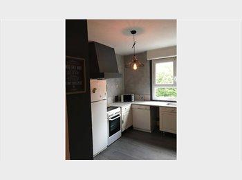 Appartager FR - Chambre meublée dans appartement F5, 85 m2, Caen - 280 € /Mois