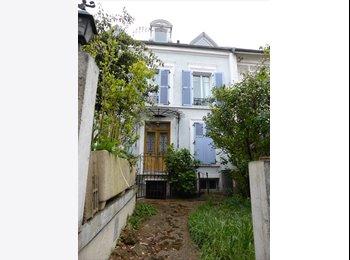 Appartager FR - coloc plein de vie - Le Perreux-sur-Marne, Paris - Ile De France - 520 € /Mois