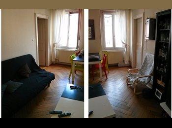 2 chambres se libèrent dans coloc à 3
