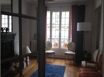 Chambre Paris centre