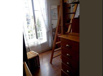 Chambre 10 m2 à louer confort - grand lit 200cm