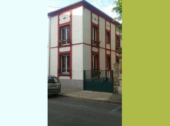 4 chambres  en colocation dans maison de 97 m2
