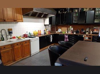 Appartager FR - Coloc18/30a, Villa 335m2, Parc5000m2, RER A 2mn, Boissy-Saint-Léger - 529 € /Mois