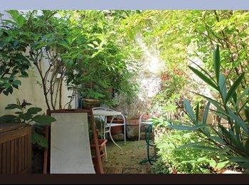 Appartager FR - Chambre +bureau dans une maison+jardin 1h de Paris - Troyes, Troyes - 350 € /Mois