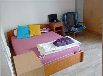 Grande chambre 14 m² - lit 160*200 équipée bureau