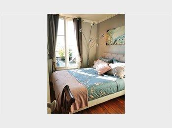 Appartement 3 pièces chaleureux, calme et lumineux!