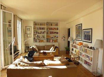 Furnished bedroom for Erasmus student