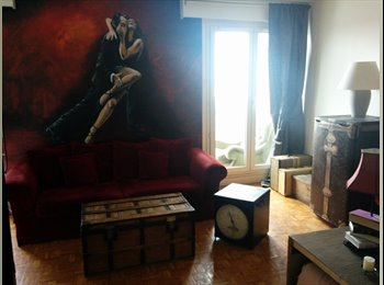 location appartement Alfortville 3 mois