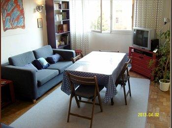 Appartager FR - OFFRE COLOCATION - 72 m2 - Paris 20 - 20ème Arrondissement, Paris - Ile De France - 570 € /Mois