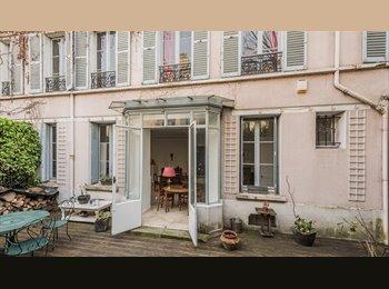 De passage sur Paris Belle Chambre terrasse