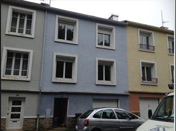 Appartager FR - Cherche colocataires - Brest, Brest - 300 € /Mois