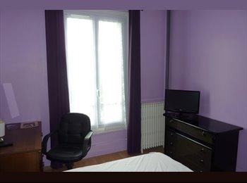 A louer chambre chez particulier