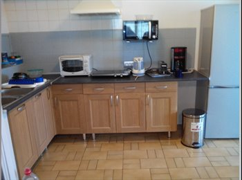 Appartager FR - Colocation 3 chambres dans maison proche fac medecine/chu arret teor martainville - Rouen, Rouen - 360 € /Mois