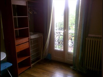 Chambre à louer, à 15 minutes de Paris