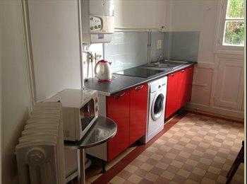 Chambre lit 140   appartement colocation libre mi mai ou...