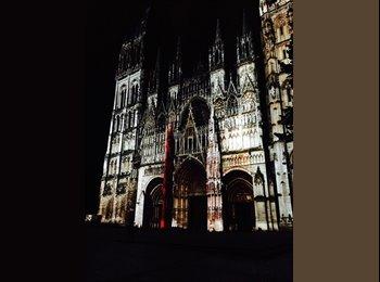 Appartager FR - Hyper centre rue du Gros Horloge - Rouen, Rouen - 500 € /Mois